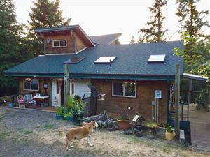 Photo of 15511 NW OLD PUMPKIN RIDGE RD, North Plains, OR 97133 (MLS # 19255599)