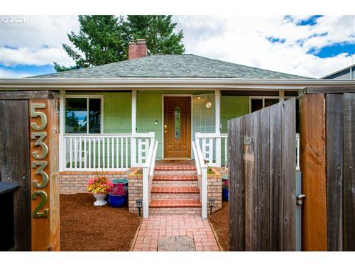 Photo of 5332 NE 26TH AVE, Portland, OR 97211 (MLS # 21533603)
