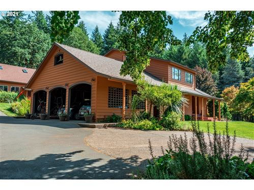Photo of 13780 NW BERRY CREEK RD, McMinnville, OR 97128 (MLS # 21016607)
