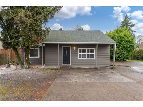 Photo of 7105 SW HALL BLVD, Beaverton, OR 97008 (MLS # 19085609)