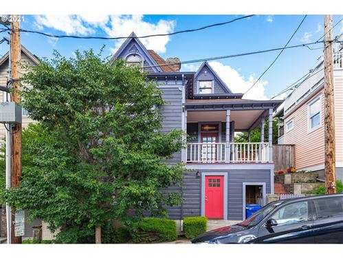 Photo of 2624 S WATER AVE, Portland, OR 97201 (MLS # 21015611)