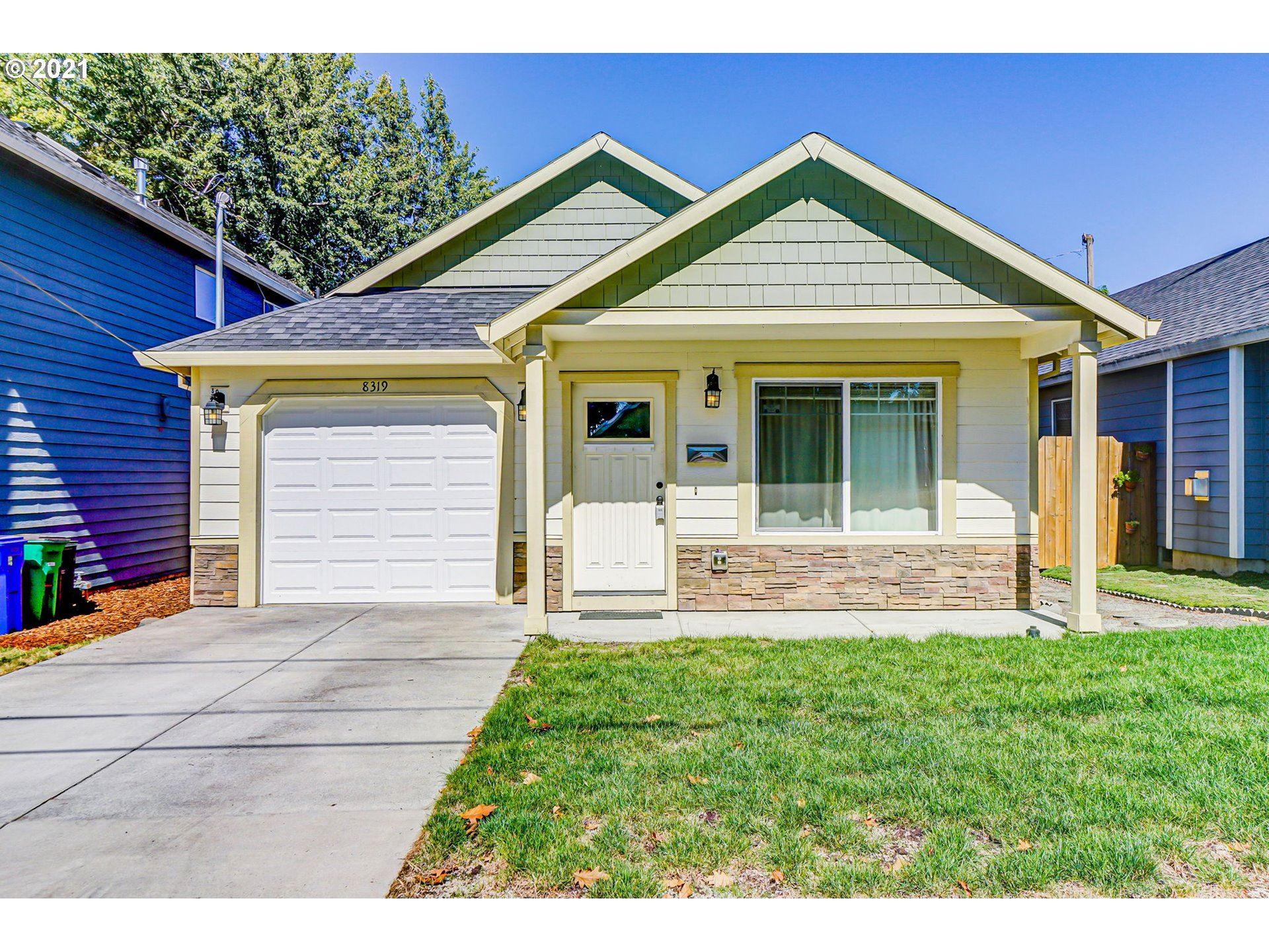 8319 NE BRAZEE ST, Portland, OR 97220 - MLS#: 21412611