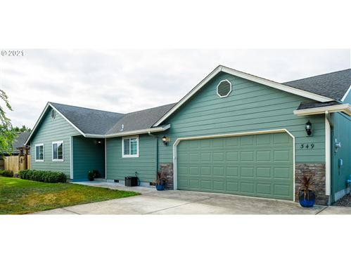 Photo of 349 MORSE AVE, Creswell, OR 97426 (MLS # 21261615)