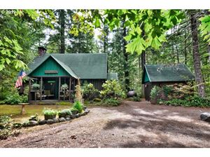 Photo of 28421 E ROAD 20D Lot 32, Rhododendron, OR 97049 (MLS # 19152618)