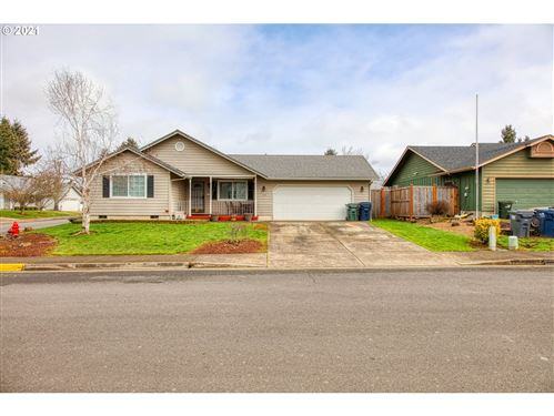 Tiny photo for 135 ASH GROVE CT, Creswell, OR 97426 (MLS # 21689619)