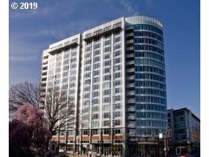Photo of 1926 W BURNSIDE ST 611 #611, Portland, OR 97209 (MLS # 19098620)