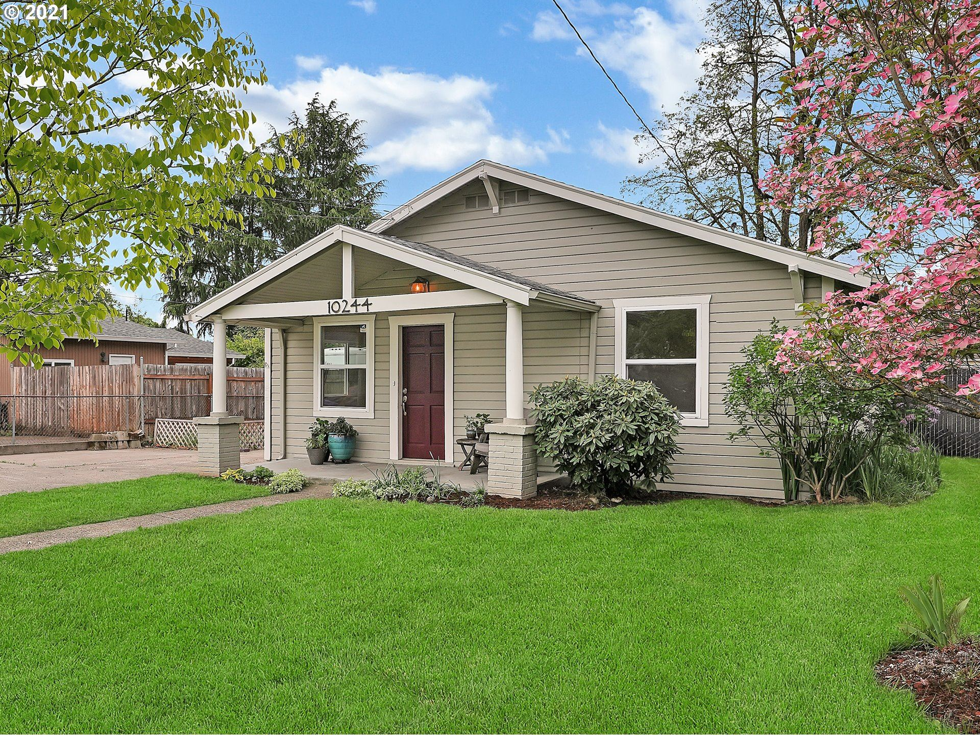 10244 SE MITCHELL ST, Portland, OR 97266 - MLS#: 21569624