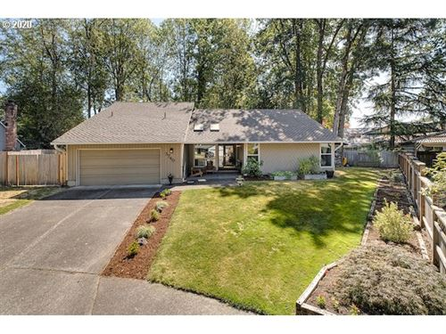 Photo of 3740 NW 168TH PL, Beaverton, OR 97006 (MLS # 20298628)