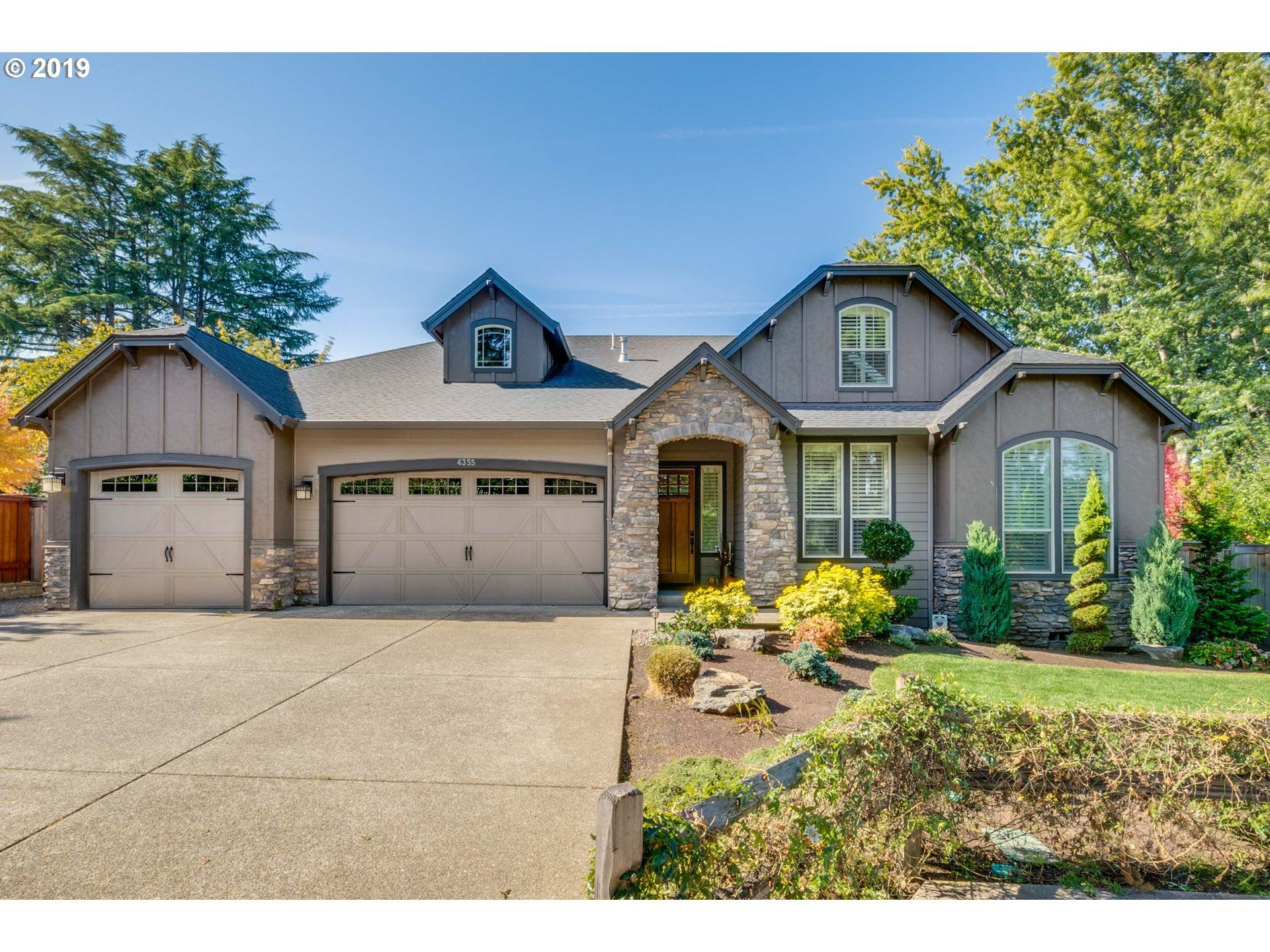 4355 SW LAURELWOOD AVE, Portland, OR 97225 - MLS#: 19206628