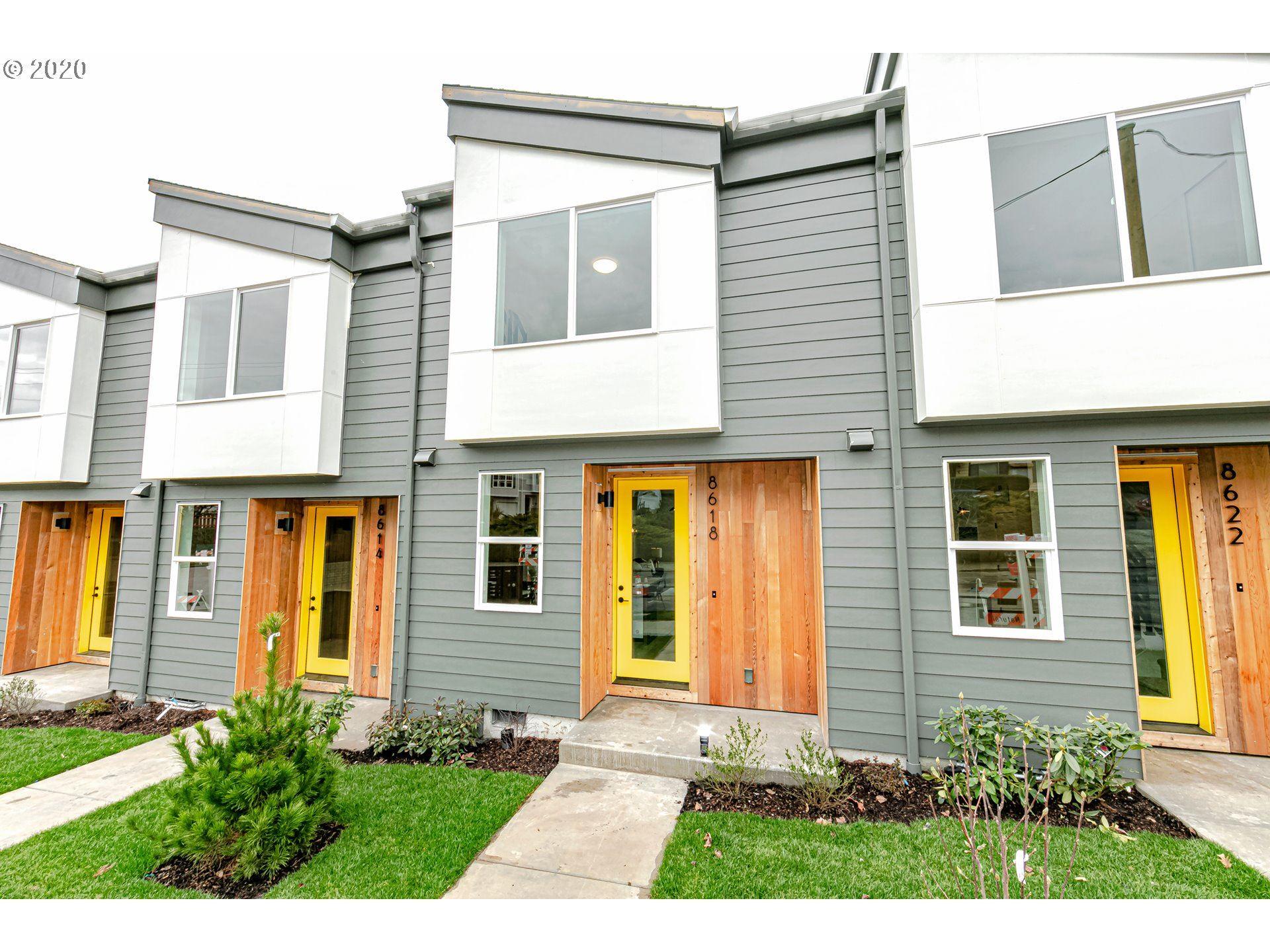 8614 N Edison ST #3, Portland, OR 97203 - #: 20556633
