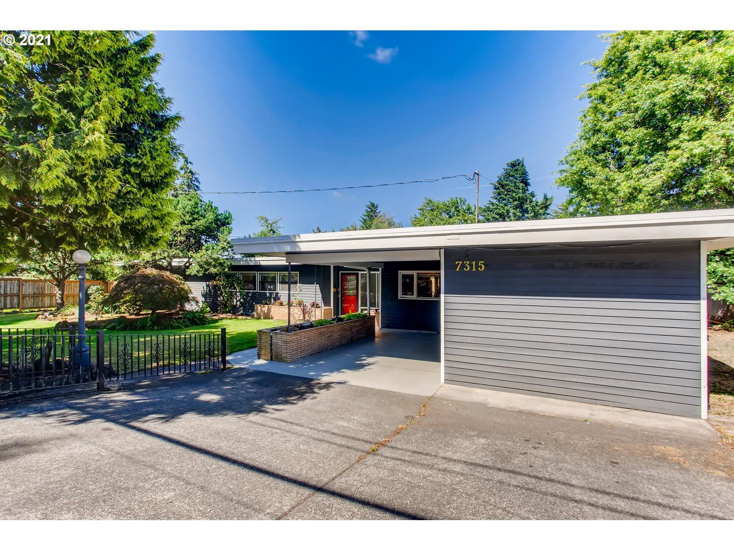 7315 SE 45TH AVE, Portland, OR 97206 - MLS#: 21440638