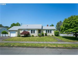 Photo of 4611 N AMHERST ST, Portland, OR 97203 (MLS # 19453643)