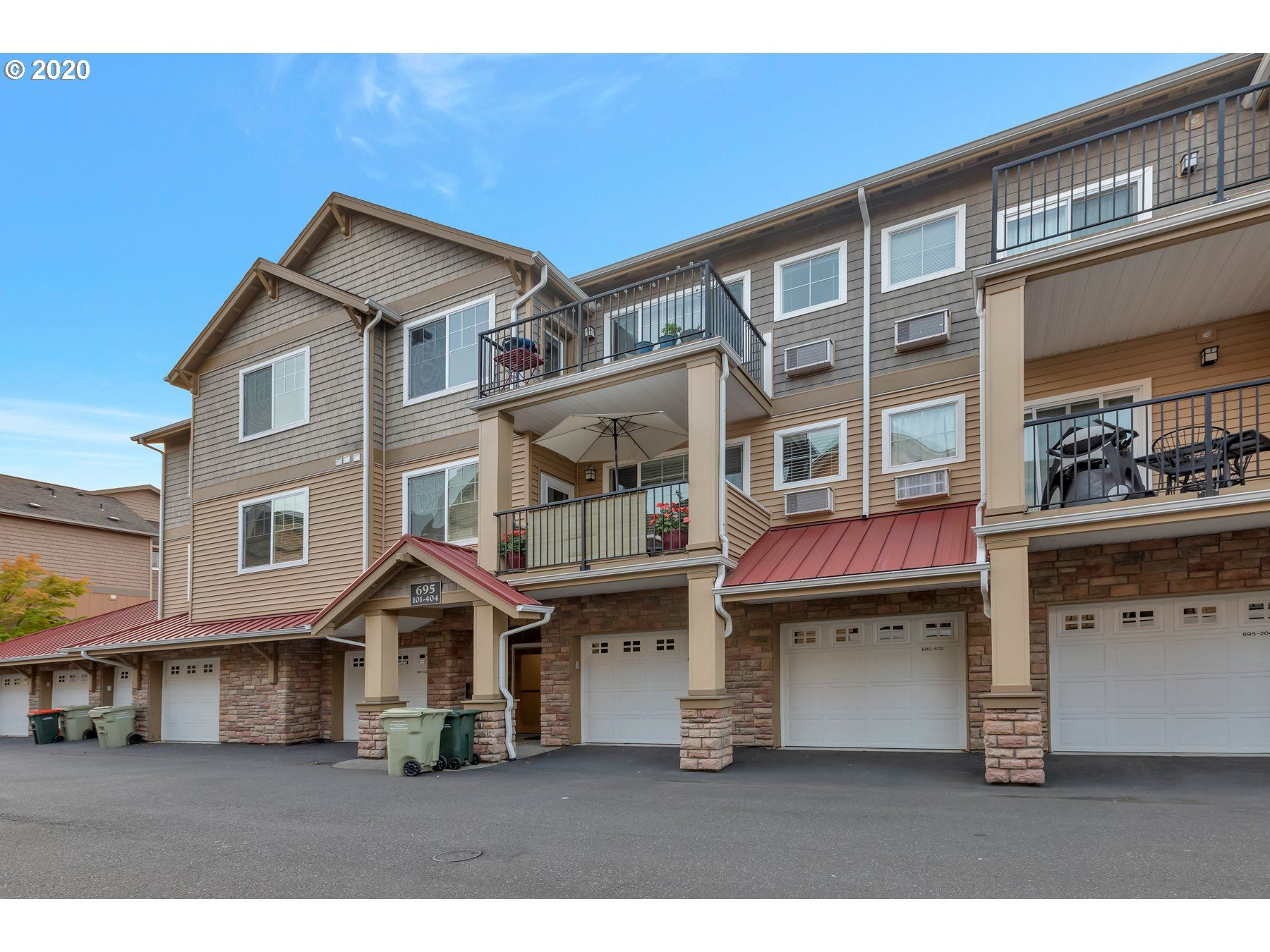 695 NW Falling Waters LN #401, Portland, OR 97229 - MLS#: 20530643