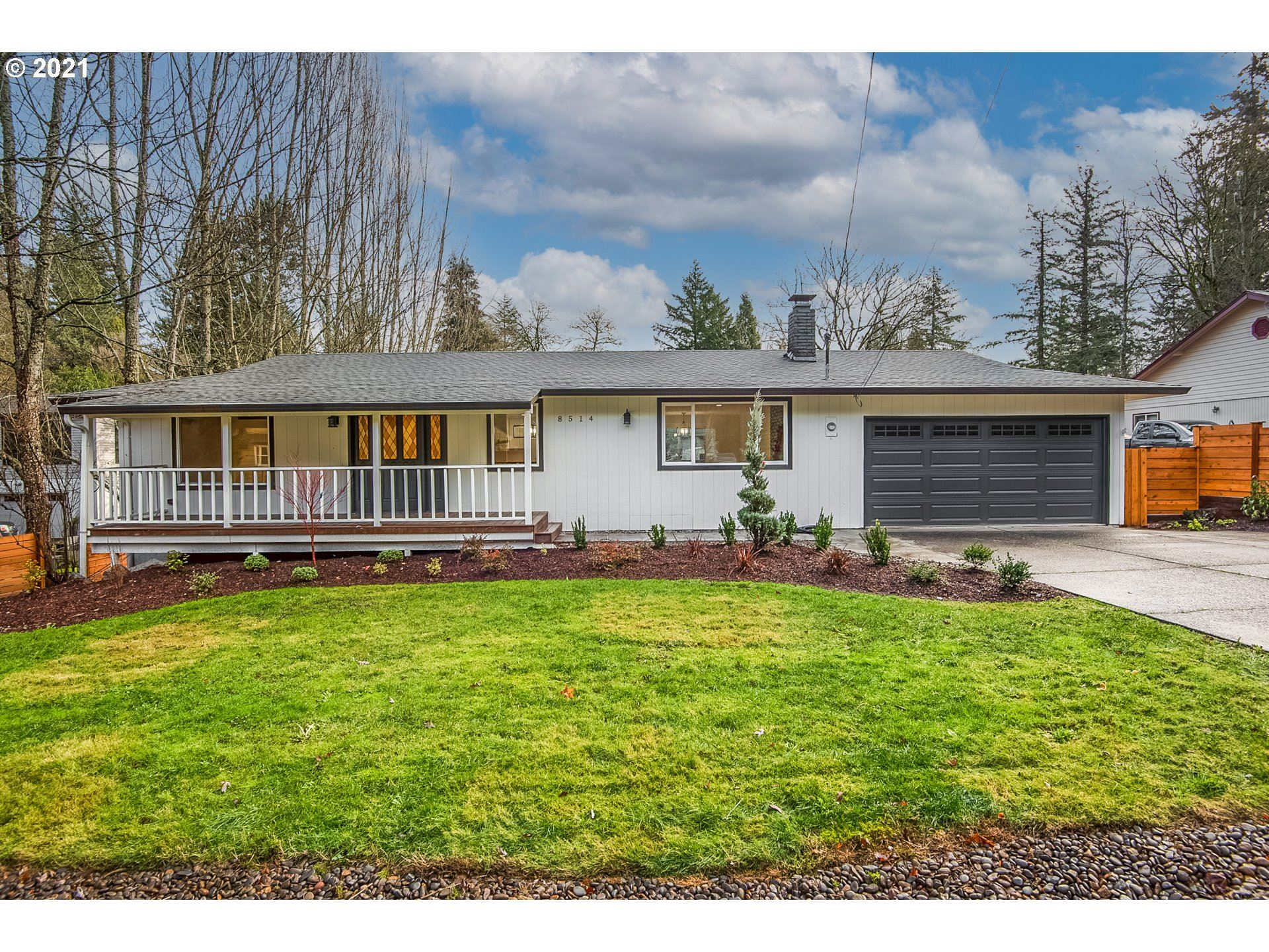 8514 SW 54TH AVE, Portland, OR 97219 - MLS#: 21251644