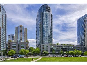 Photo of 3601 SW RIVER PKWY 2801 #2801, Portland, OR 97239 (MLS # 19553649)