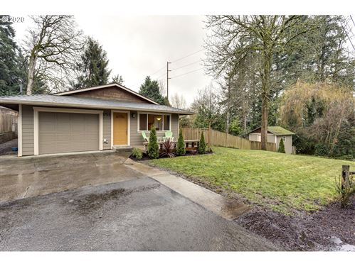 Photo of 6428 SW DICKINSON ST, Portland, OR 97219 (MLS # 20302649)