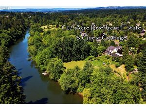 Photo of 19575 35TH CT, Lake Oswego, OR 97034 (MLS # 19180651)