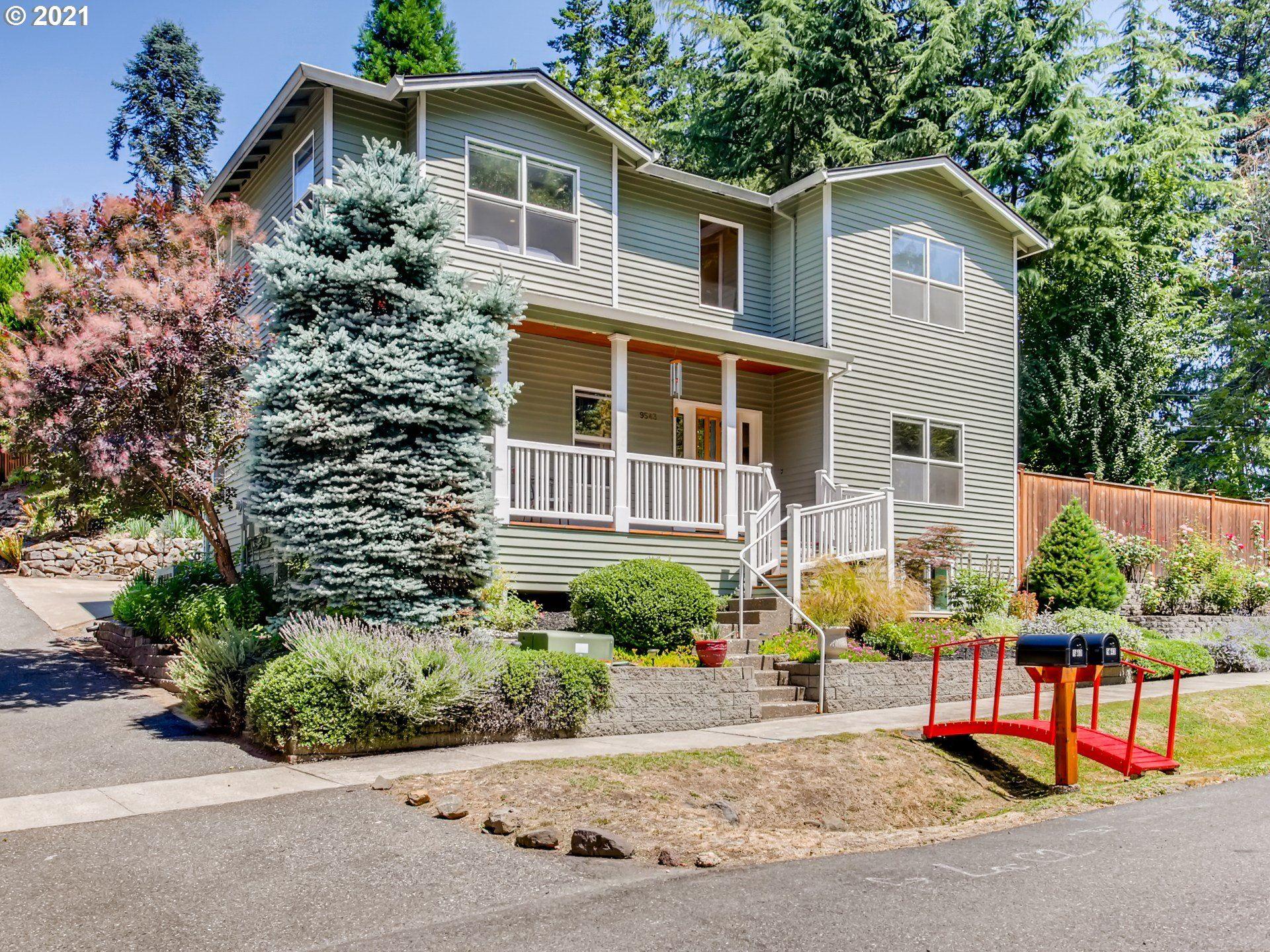 9543 SW SPRING CREST DR, Portland, OR 97225 - MLS#: 21050659