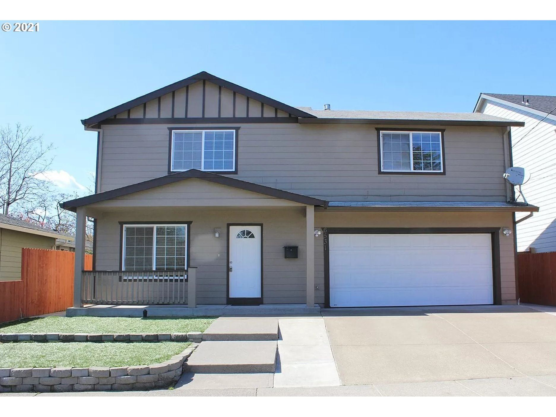 6531 SE 87TH AVE, Portland, OR 97266 - MLS#: 21519661