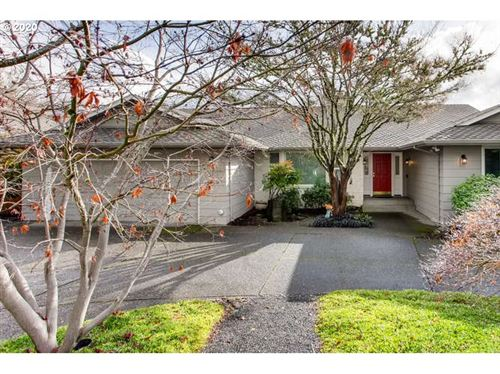 Photo of 4600 NW MALHUER AVE, Portland, OR 97229 (MLS # 19467662)