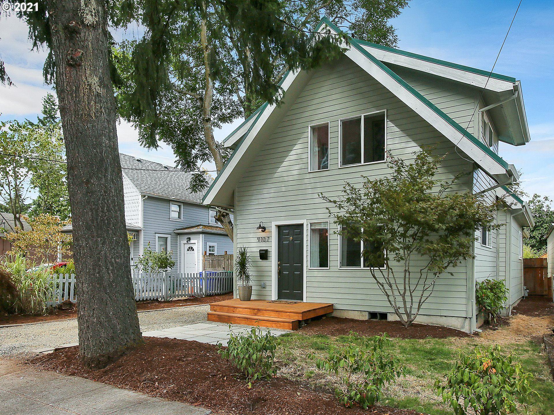 9107 SE REEDWAY ST, Portland, OR 97266 - MLS#: 21370669
