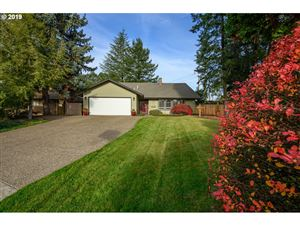 Photo of 14665 NW RIDGETOP CT, Beaverton, OR 97006 (MLS # 19622670)