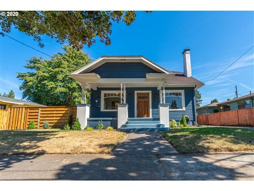 Photo of 7418 N PORTSMOUTH AVE, Portland, OR 97203 (MLS # 20586672)
