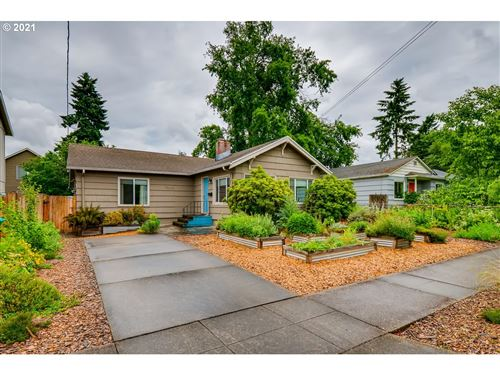Photo of 9624 N HODGE AVE, Portland, OR 97203 (MLS # 21417674)