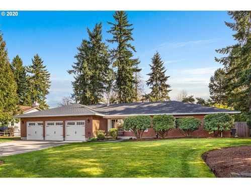 Tiny photo for 4320 NW MALHUER AVE, Portland, OR 97229 (MLS # 20334675)
