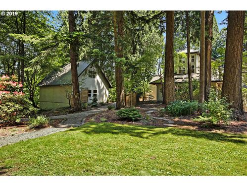 Photo of 13508 NW SPRINGVILLE RD, Portland, OR 97229 (MLS # 20470676)