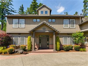 Photo of 16725 NW MISSION OAKS DR, Beaverton, OR 97006 (MLS # 19496685)