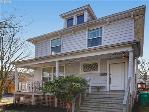 Photo of 1806 NW MARSHALL ST, Portland, OR 97209 (MLS # 21692687)