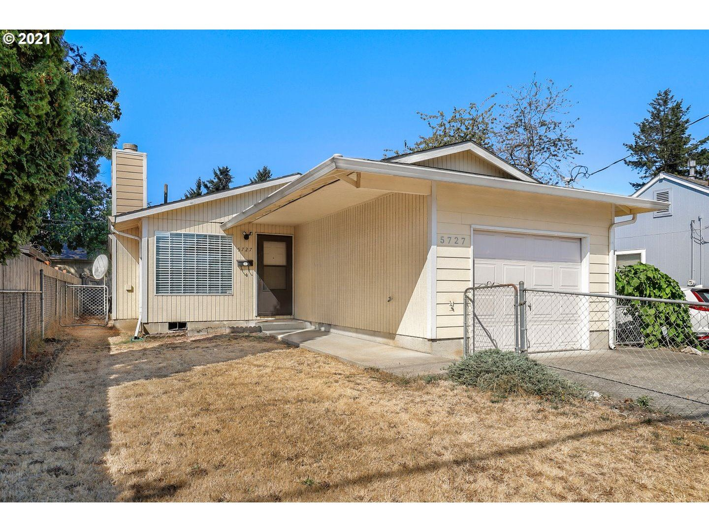 5727 SE 86TH AVE, Portland, OR 97266 - MLS#: 21173688