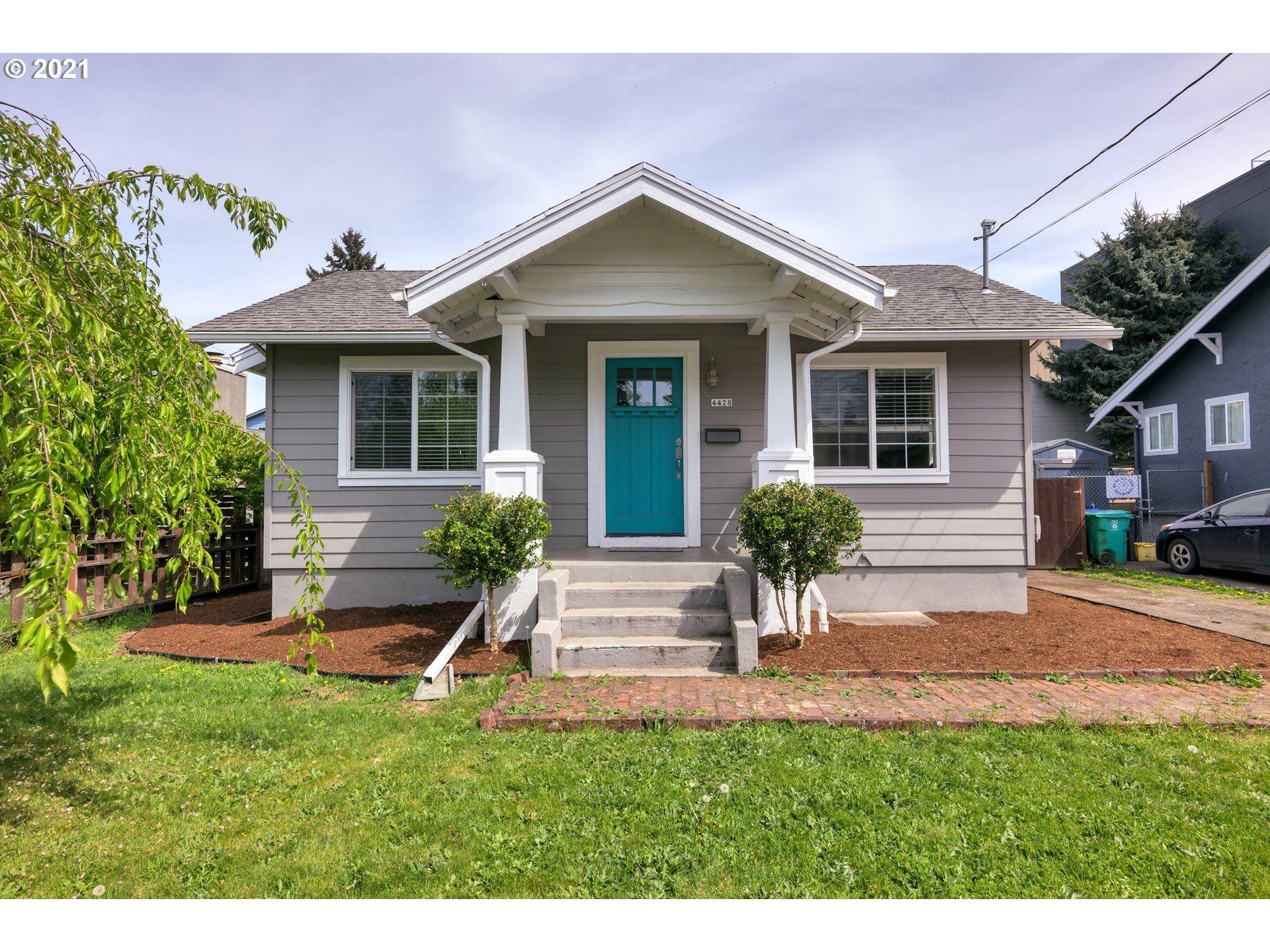 4428 SE 51ST AVE, Portland, OR 97206 - MLS#: 21217688