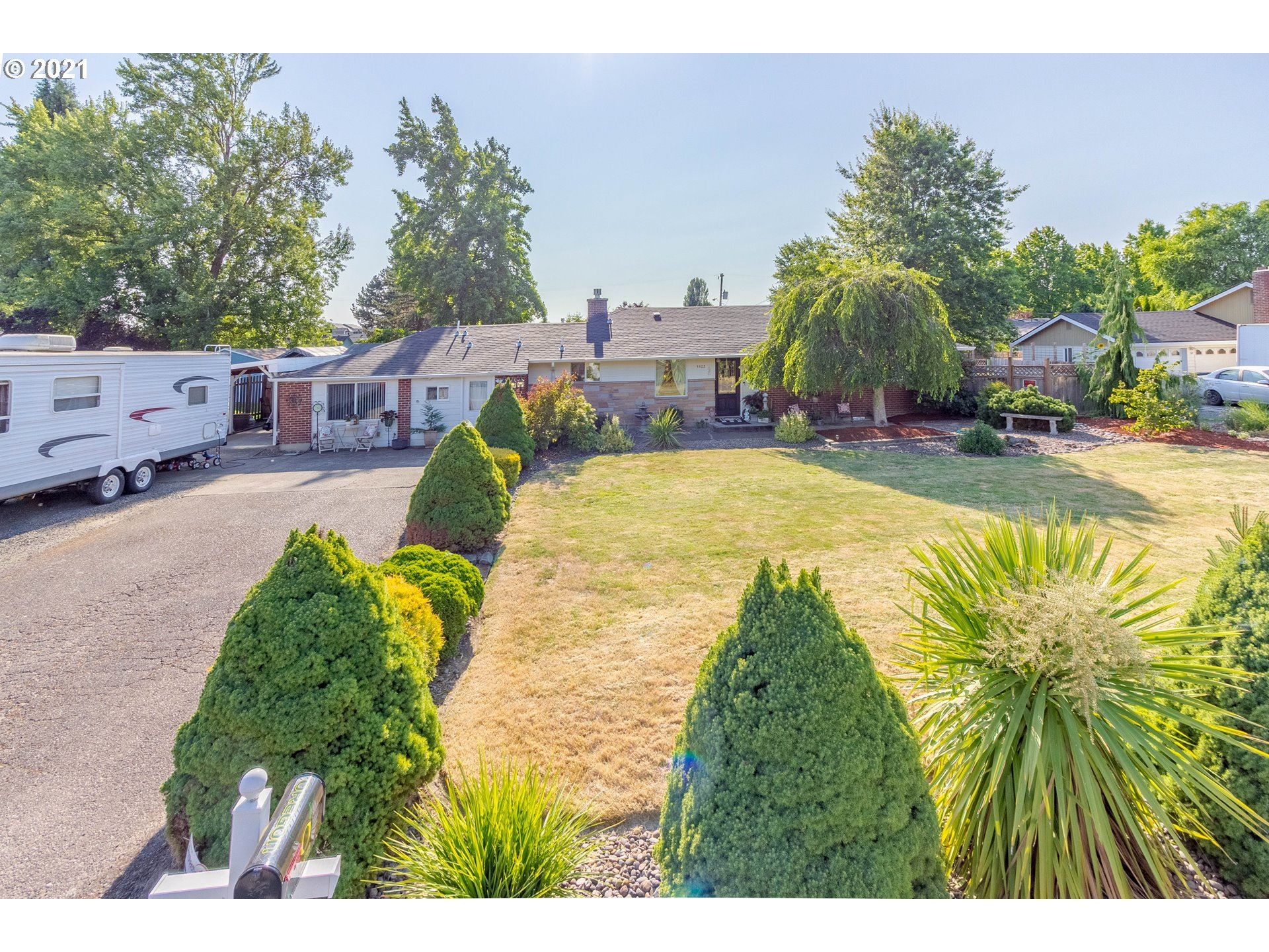 3302 PINE ST, Albany, OR 97322 - MLS#: 21644690