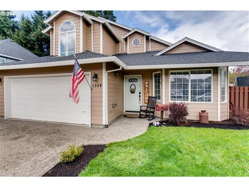 Photo of 1326 SE 10TH AVE, Canby, OR 97013 (MLS # 20504693)