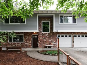 Photo of 6675 SW ROLLINGWOOD DR, Beaverton, OR 97008 (MLS # 19149699)