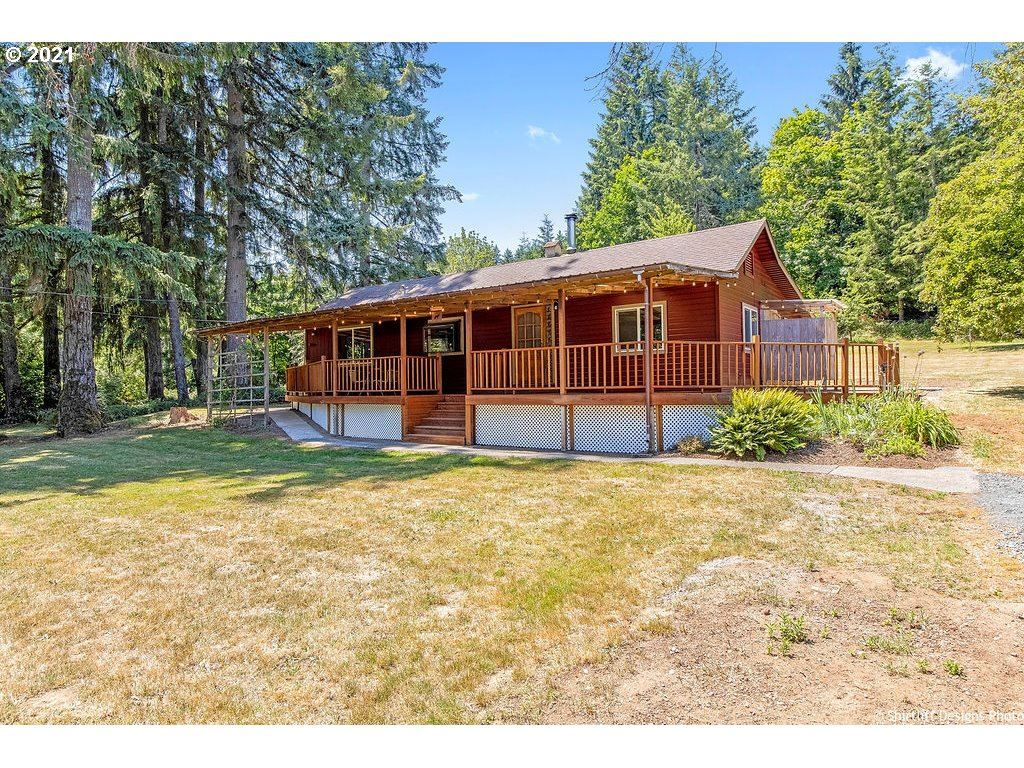 Photo for 81260 LOST CREEK RD, Dexter, OR 97431 (MLS # 21686700)