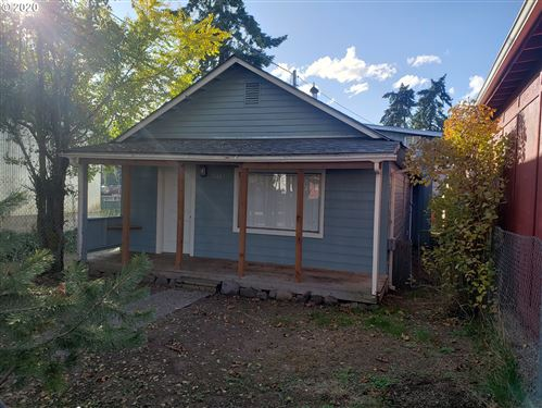 Tiny photo for 76442 Pine ST, Oakridge, OR 97463 (MLS # 20381705)