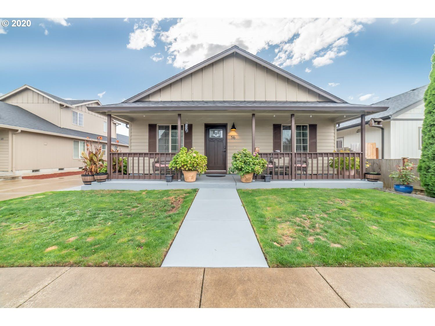 Photo for 56 ALMOND WAY, Creswell, OR 97426 (MLS # 20027708)