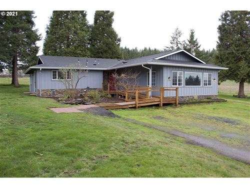 Photo of 36131 ENTERPRISE RD, Creswell, OR 97426 (MLS # 21356712)