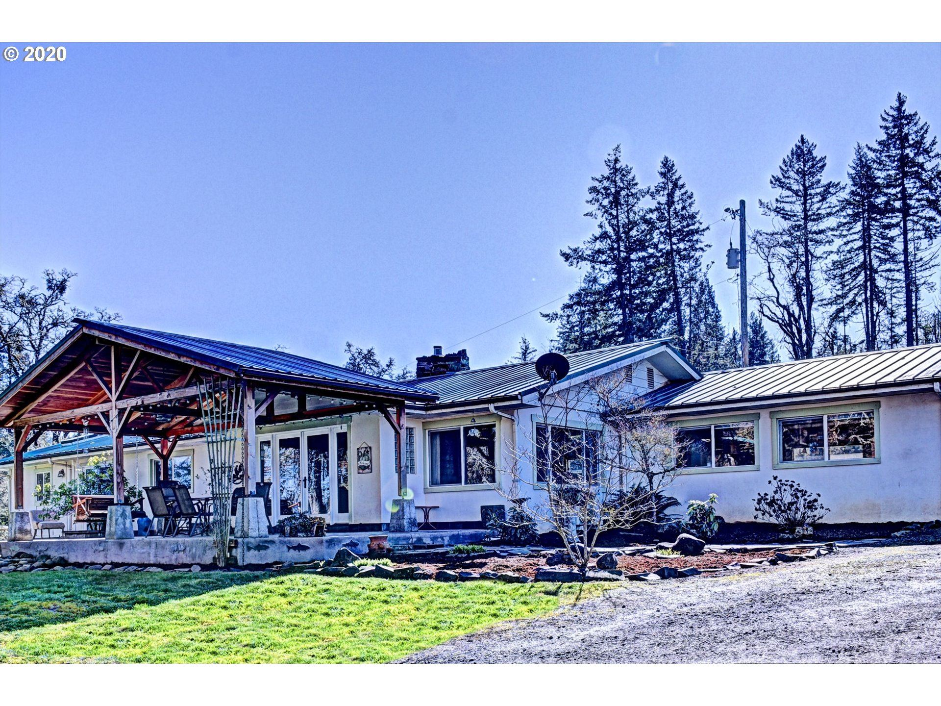 Photo for 37102 HWY 58, Pleasant Hill, OR 97455 (MLS # 19312712)