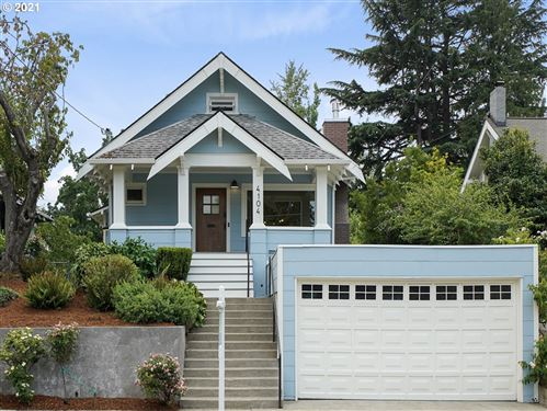 Photo of 4104 SE FRANCIS ST, Portland, OR 97202 (MLS # 21220714)