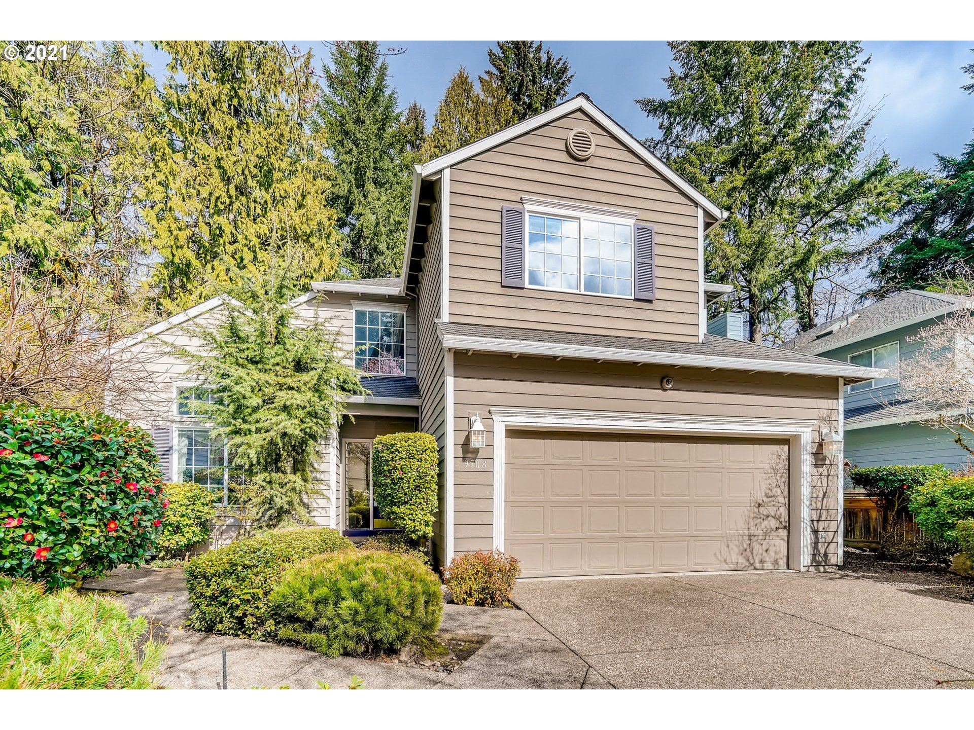 9508 SW JONATHAN CT, Portland, OR 97219 - MLS#: 21390716