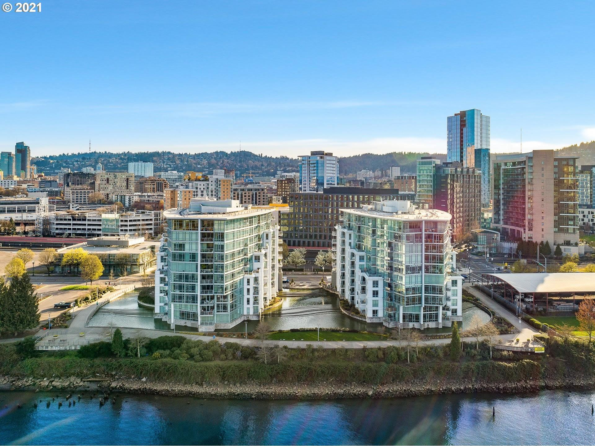 1310 NW NAITO PKWY #607, Portland, OR 97209 - MLS#: 21563716