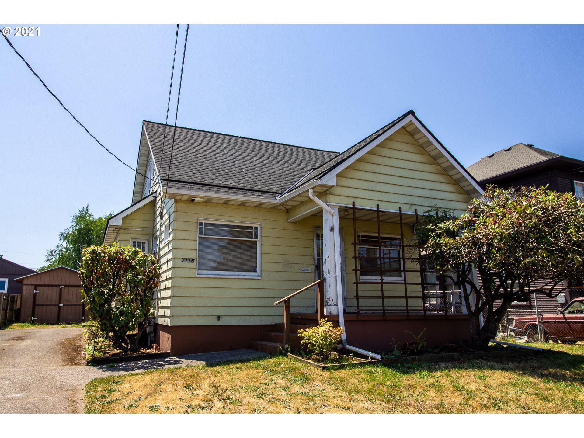 7116 N LOMBARD ST, Portland, OR 97203 - MLS#: 21005717