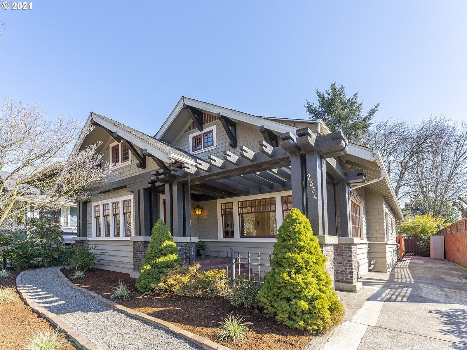 2334 NE 47TH AVE, Portland, OR 97213 - MLS#: 21683718
