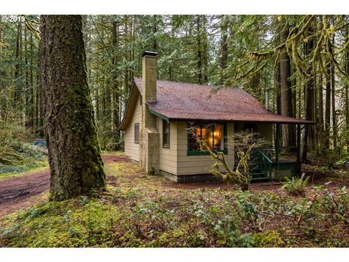 Photo of 26983 E STILL CREEK RD, Rhododendron, OR 97049 (MLS # 19058725)