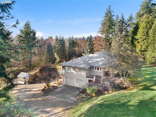Photo of 7501 NW SKYLINE BLVD, Portland, OR 97229 (MLS # 20400729)