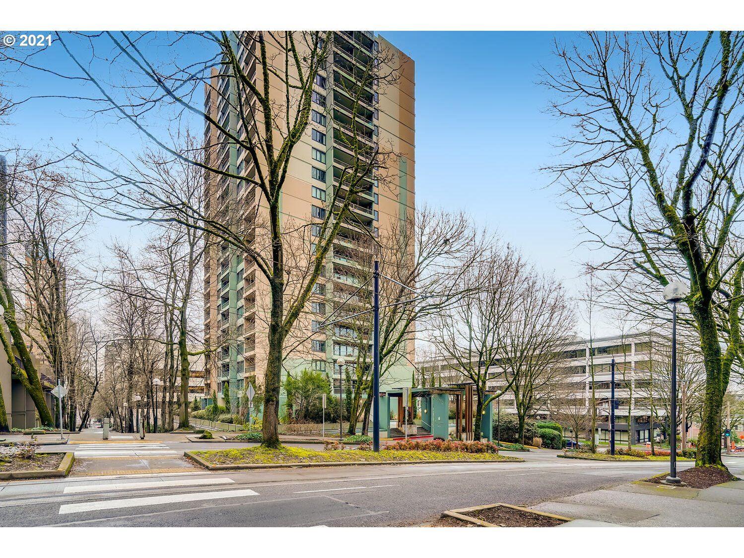 111 SW HARRISON ST #23b, Portland, OR 97201 - MLS#: 21685730
